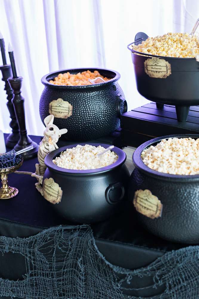 Halloween Themed Birthday Party Food Ideas.10 Styling Tips For Your Halloween Party Food Table