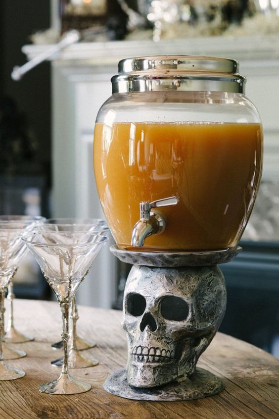 halloween-drink-dispenser