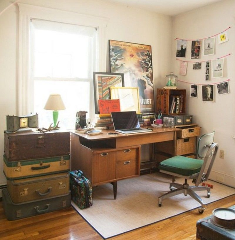 Home Decor Shop Design Ideas: Home Office Decor Ideas To Revamp And Rejuvenate Your
