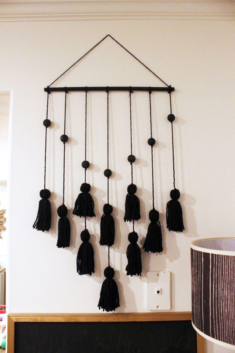 Hang your tassel hanging