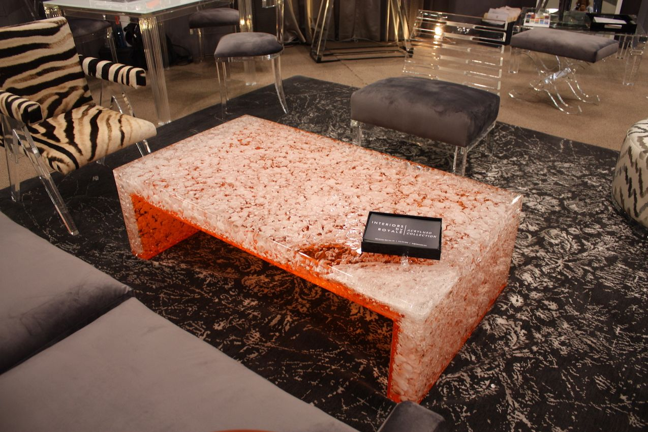 Interiors royaly coffee table