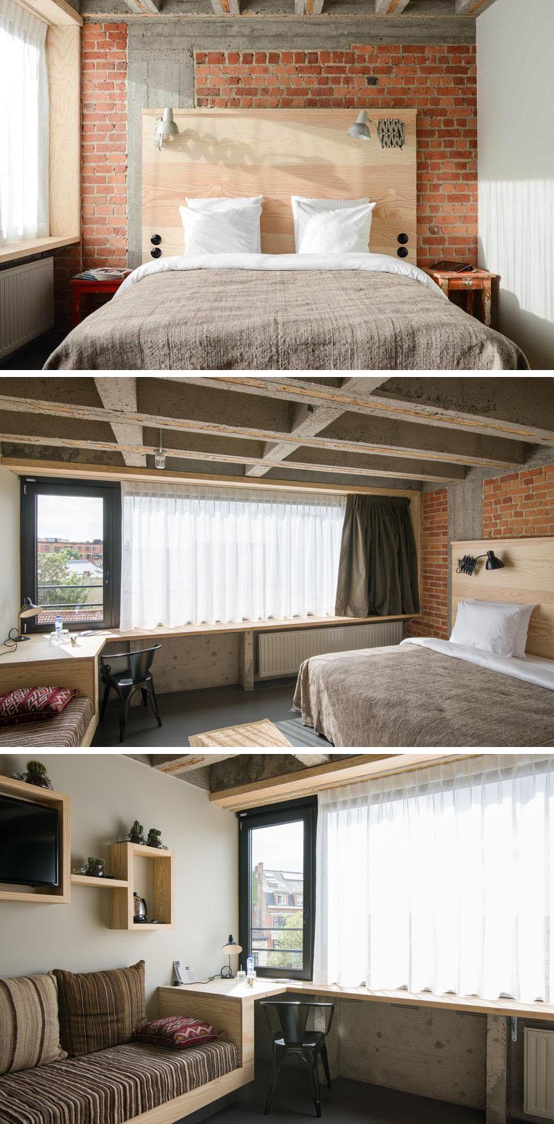 JAM Hotel in Bruseels Einzelzimmer