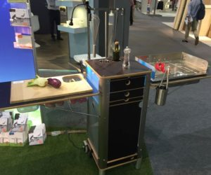 The Compact And Movable Kitchen That Can Simplify Your Life