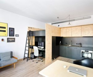 Delightful Small Apartment Doubles As A Design Studio And Playground Design Ideas