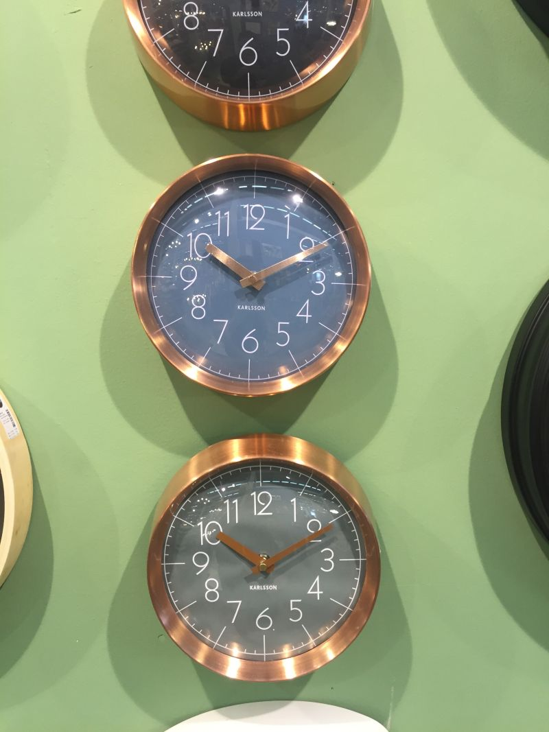 Modern karlsson clocks