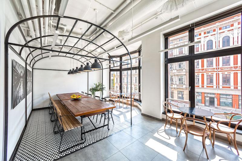 Opera office kitchen tables