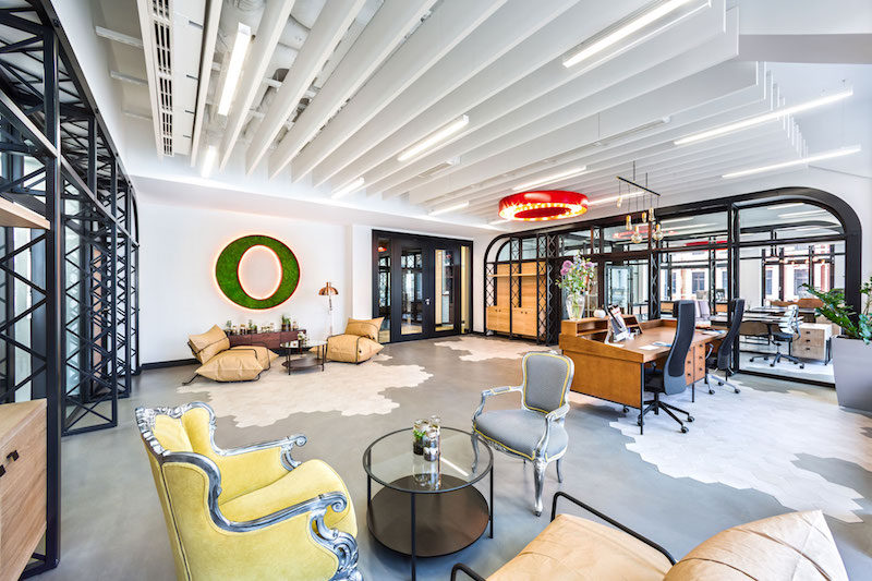 The New Opera Software Office Inspired By History and Architecture