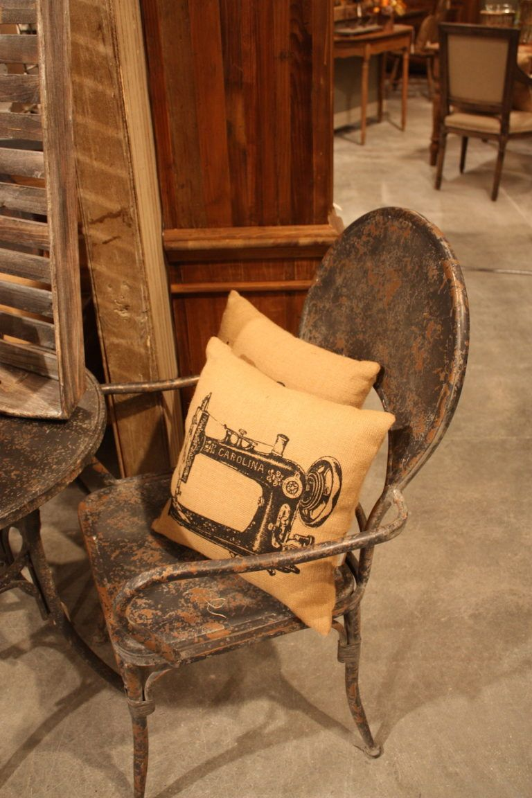 Park hill rustic chair