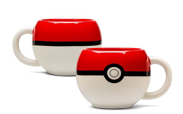 Pokemon-themed mug