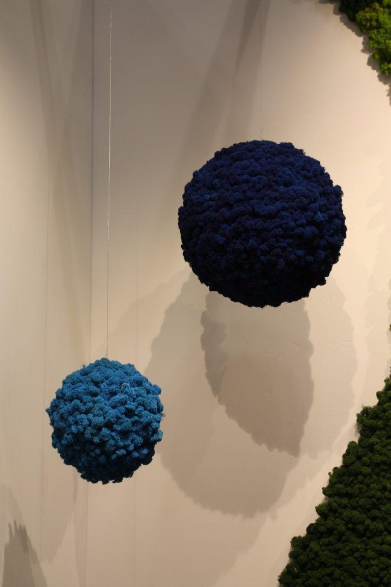 Polarmoss spheres designs