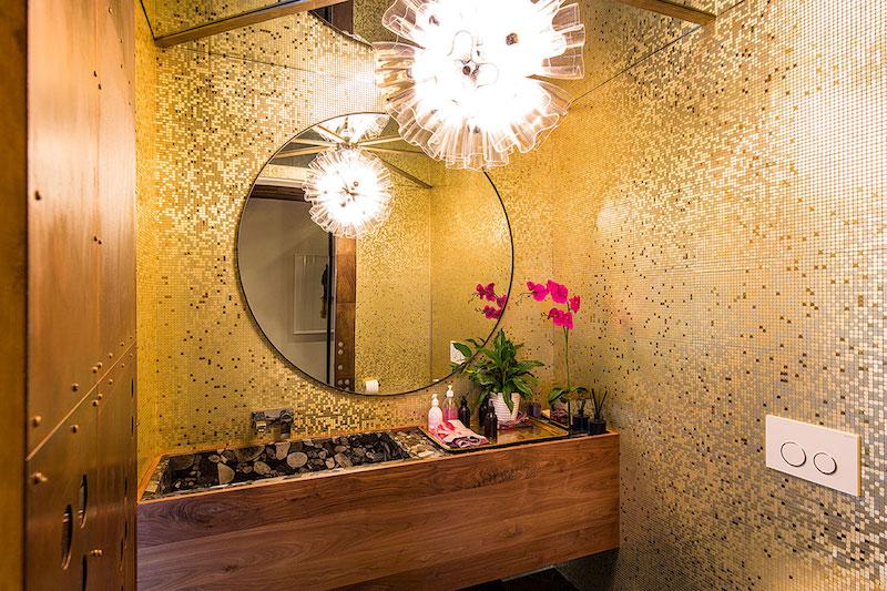 Reserve House bathroom vanity