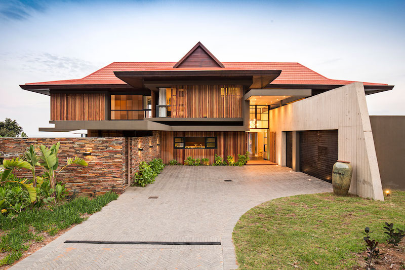 Reserve House exterior design