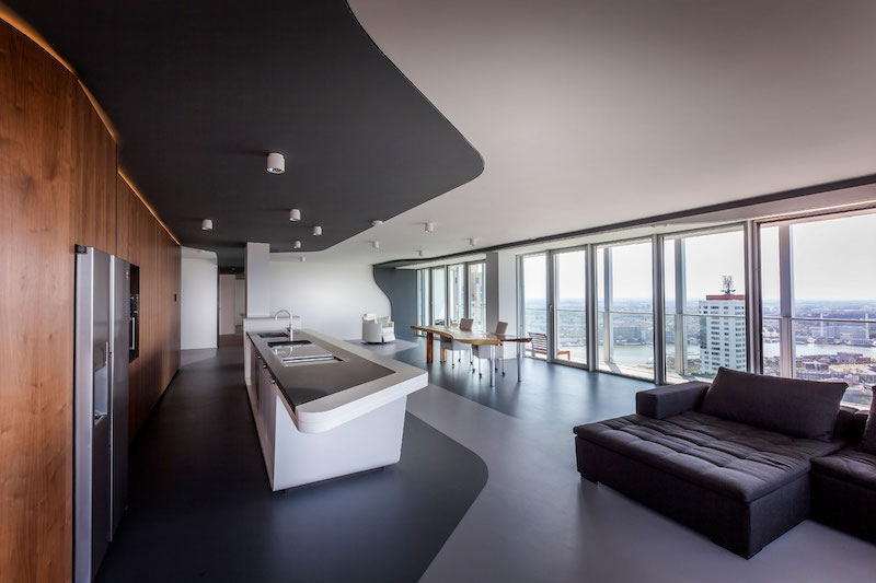 rotterdam-penthouse-kitchen-and-dining-zones