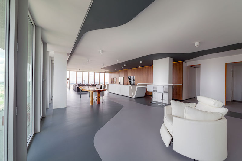rotterdam-penthouse-sculptural-kitchen-island