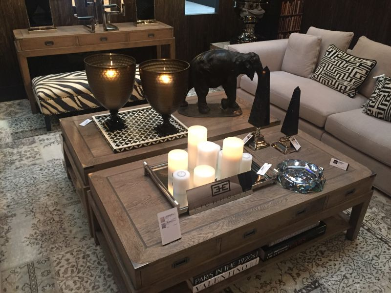 Rustic Coffee Tables With Drawers