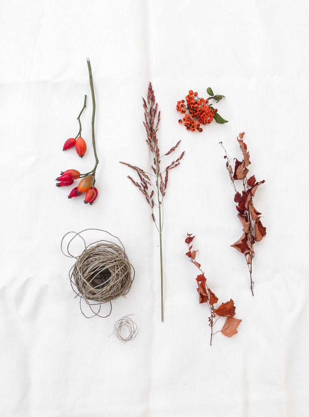万圣节用品的季节性花环