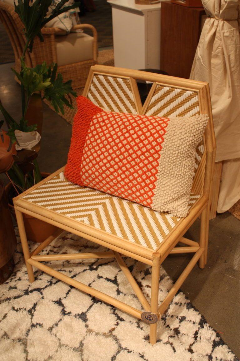 Selamat Jungalow low chair design