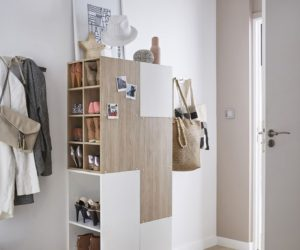... 10 Ideas To Store Shoes In Your Entryway
