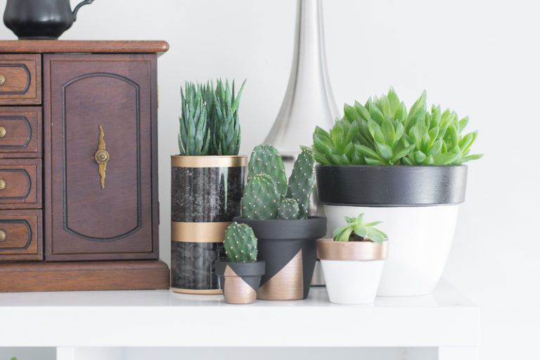 upcycled-painted-planter-diy