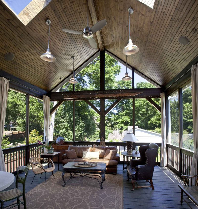 Outside Fireplace Patio Outdoor Living Spaces