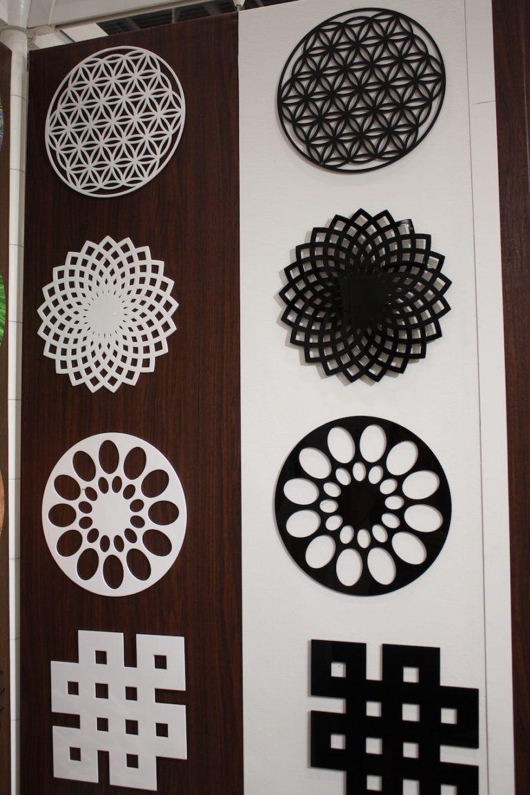 Victoria Lekach wall design