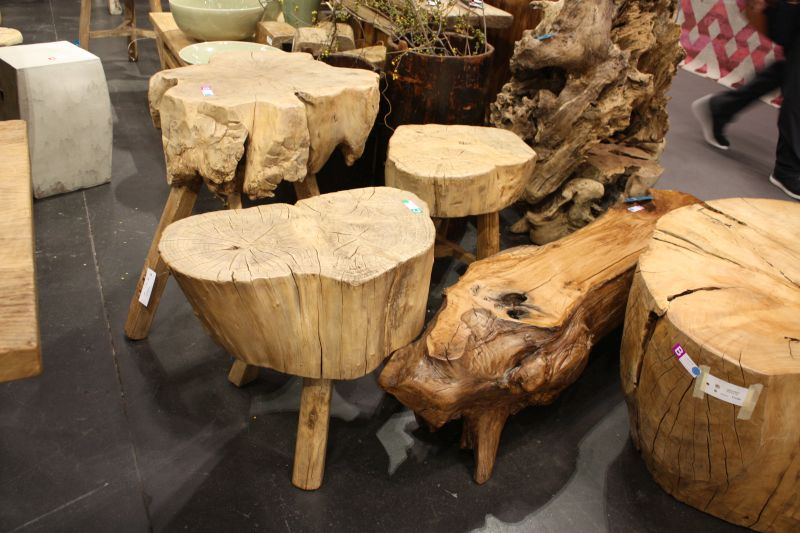 wood-stump-coffee-table-designs