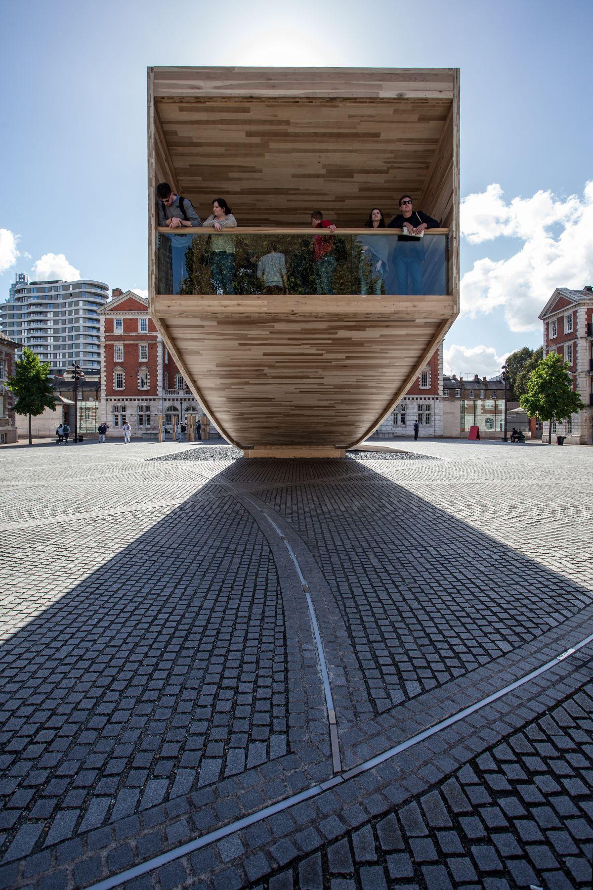 2016 London Design Festival Landmark
