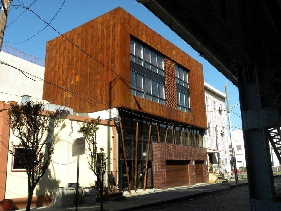 360 14th Street Building by Minervini Vandermark Architecture Decor