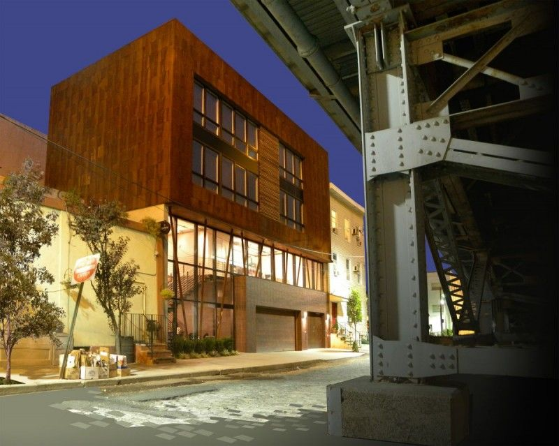 360 14th Street Building by Minervini Vandermark Architecture