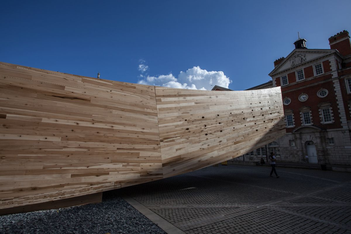 Alison brooks architects London Design Festival