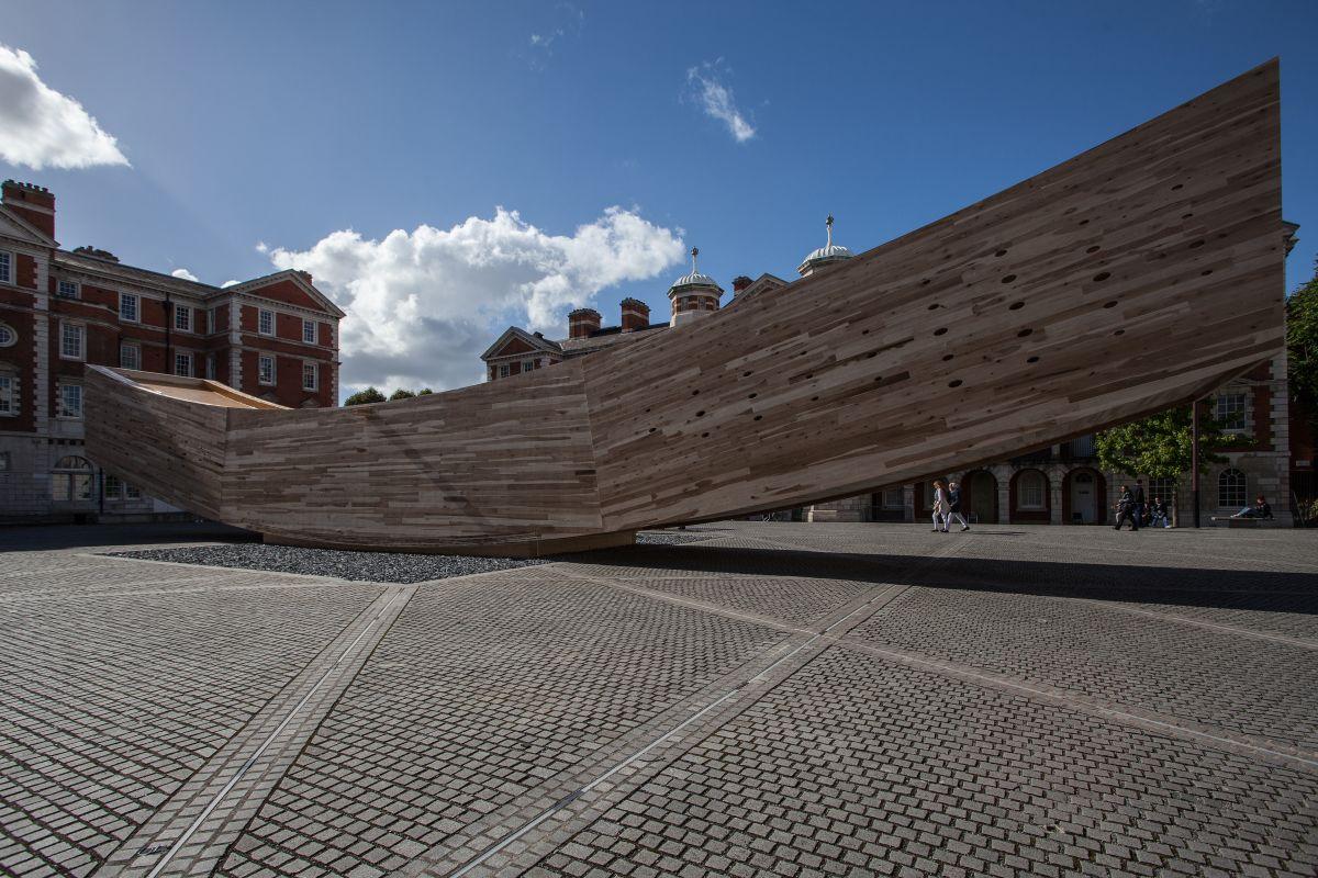 Alison brooks architects London Instalation