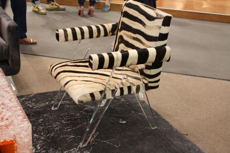 Angelle hair - Zebra Hair Acrylic
