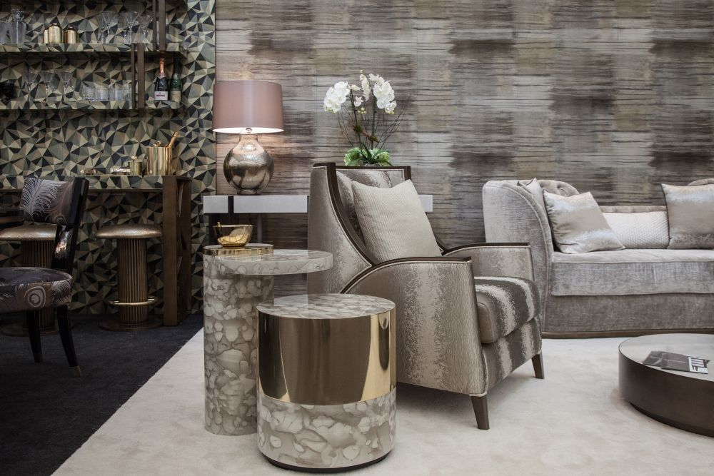 Bespoke Designs  Hydehouse Side Tables