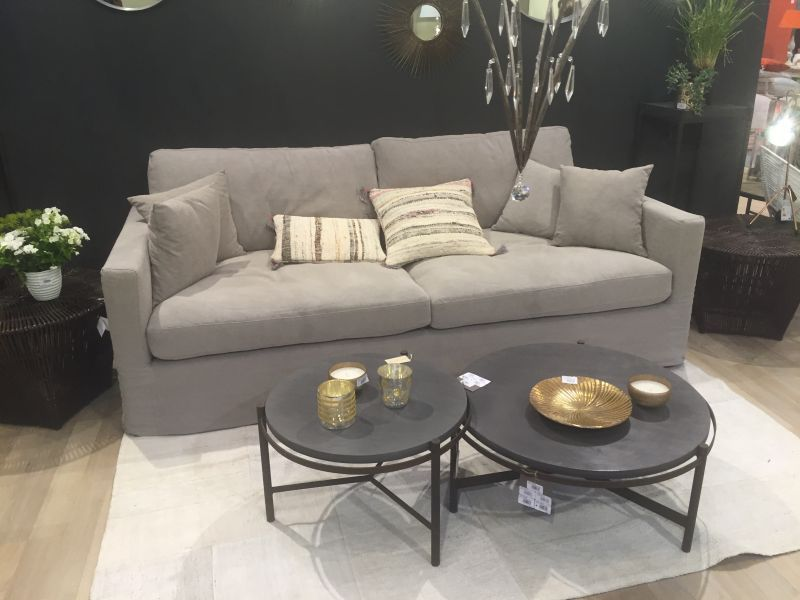 How A Gray Sofa Can Impact The Decor Around It