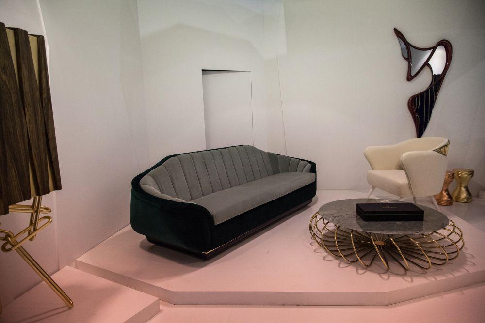 Burol womb modern sofa