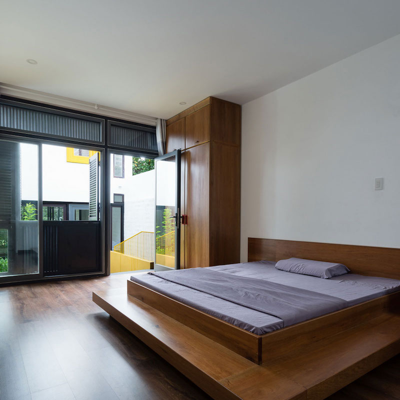 Can Tho House bedroom volume