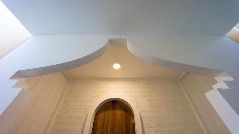 Can Tho House entrance