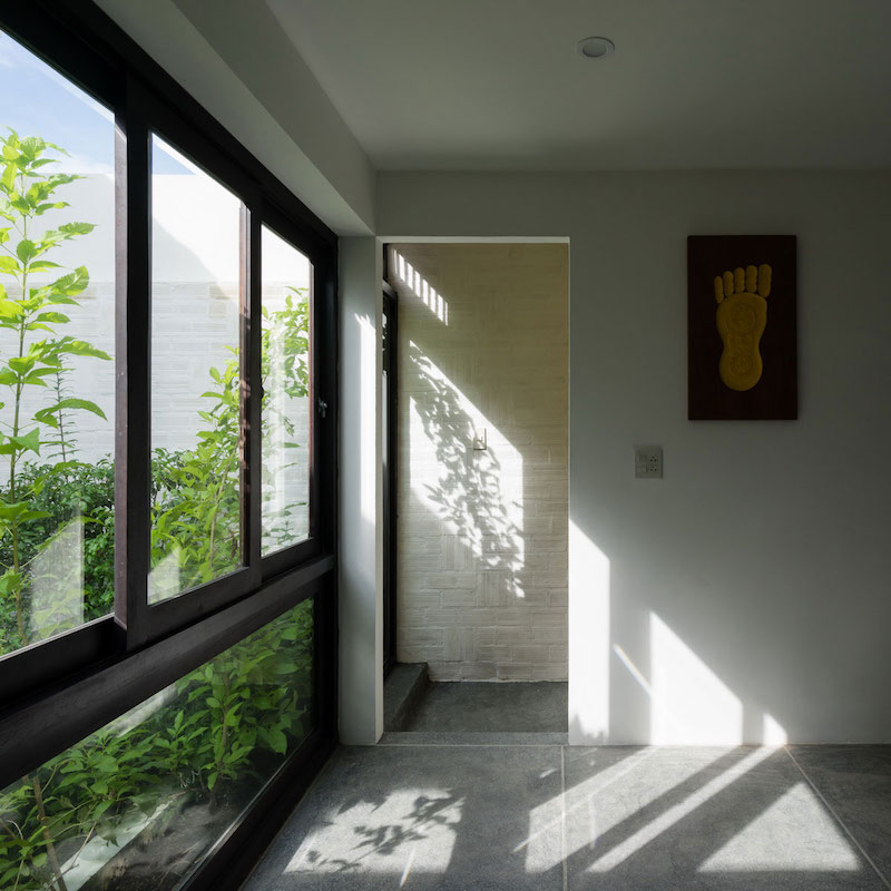 Can Tho House lobby view