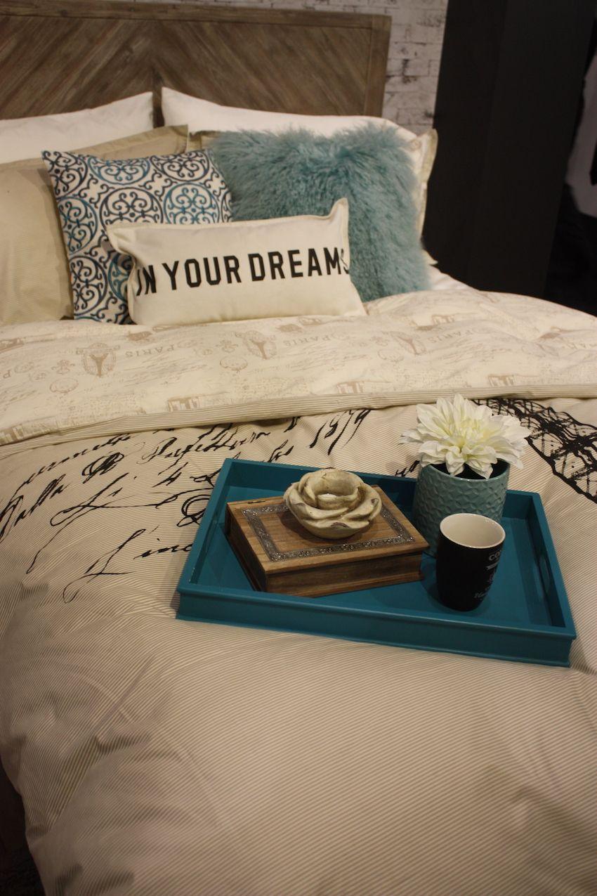 Celeste Bed tray