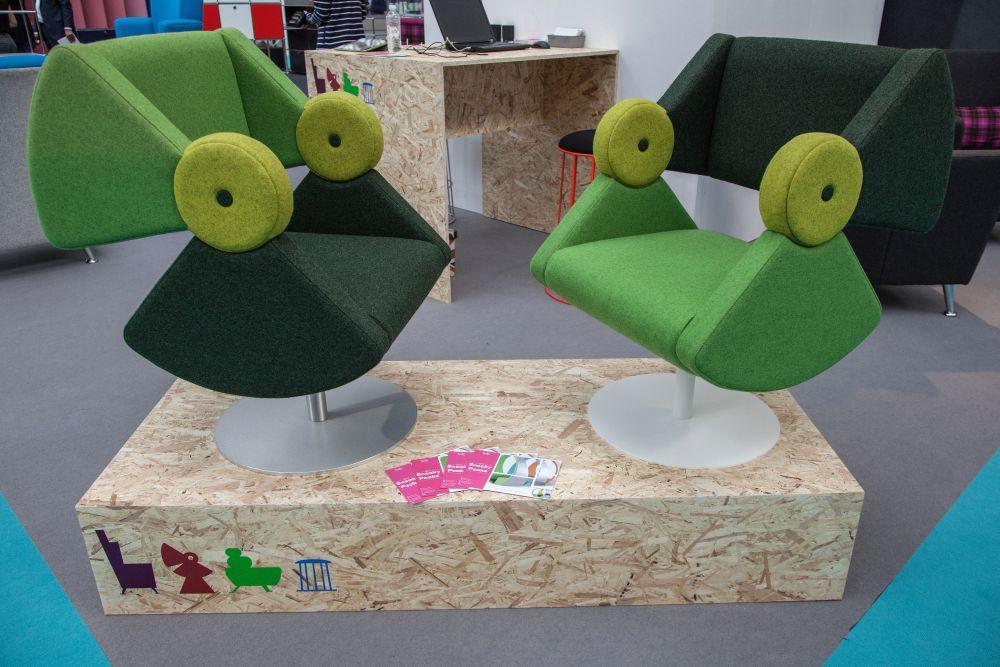 Chaplin Chair Design