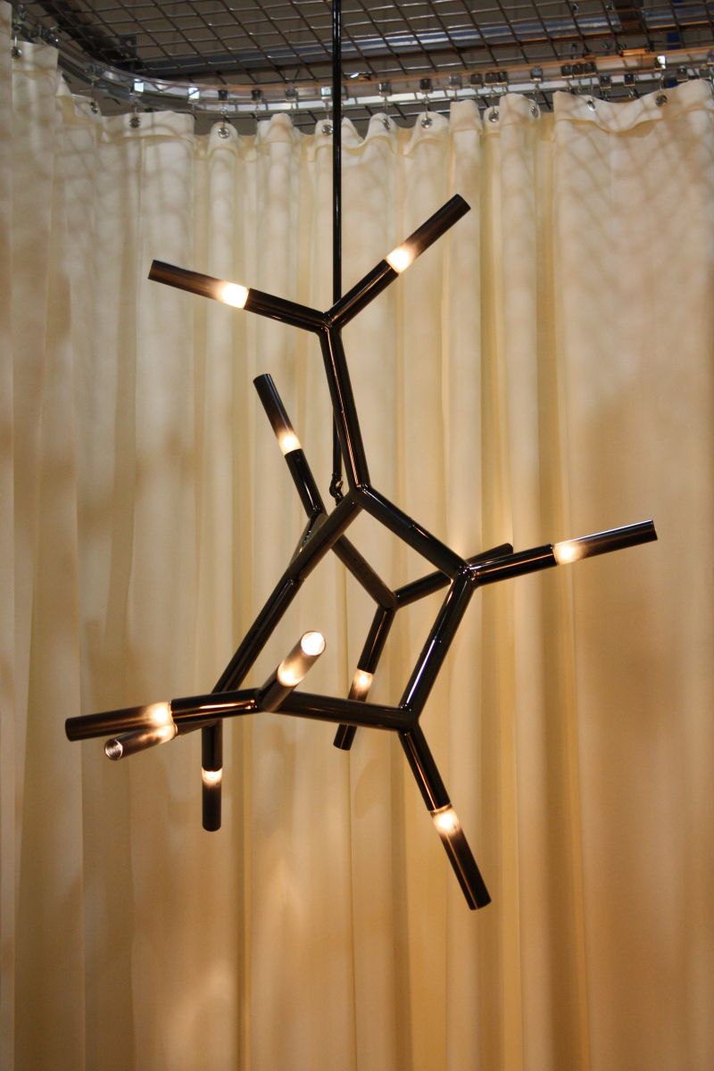 Add a bit of drama to your life with a black chandelier christopher boots bcca chandelier arubaitofo Gallery