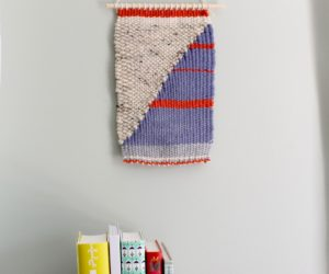 Weaving Loom – Basic Yarn DIY Wall Hanging