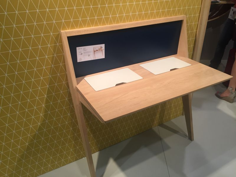 Compass Wall Desk