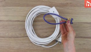 Take Control Of Your Cords With A Custom Holder