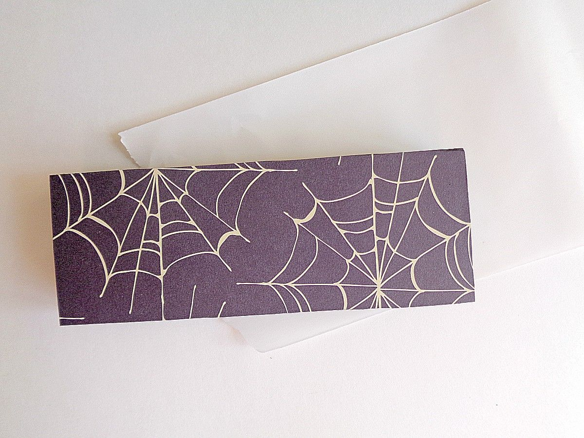 DIY Halloween Wire Word Block Art Adhesive