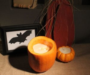DIY Cinnamon Pumpkin Candle – Create Fall's Favorite Aroma