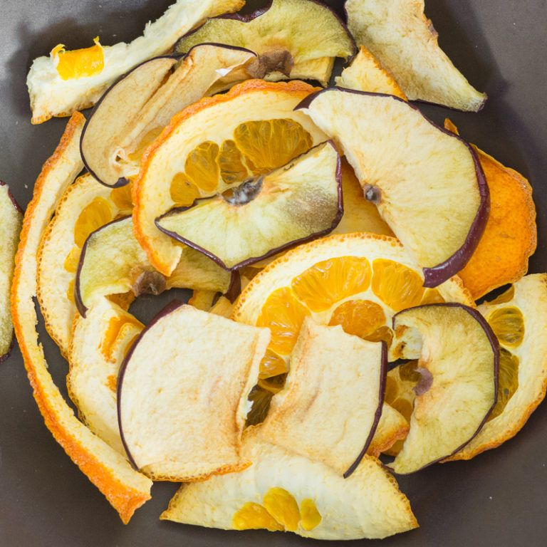 DIY Simple Fall Stovetop Potporri Tutorial