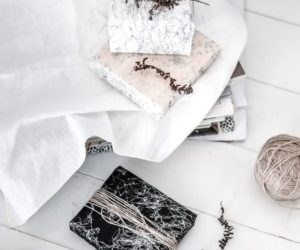 Make Holiday Gifts Extra Special with DIY Wrapping Paper