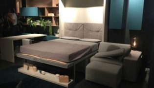 Murphy Bed – Living Room Space Saving System