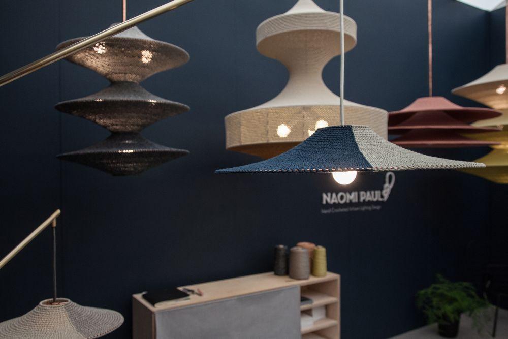 Elegant naomipaul pendant lamps
